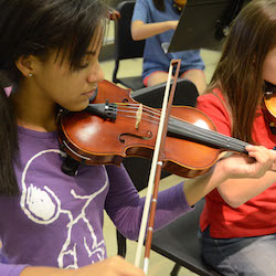 Strings SINGLE STUDENT: One Semester Private Lessons