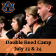 AU Double Reed Camp 2020