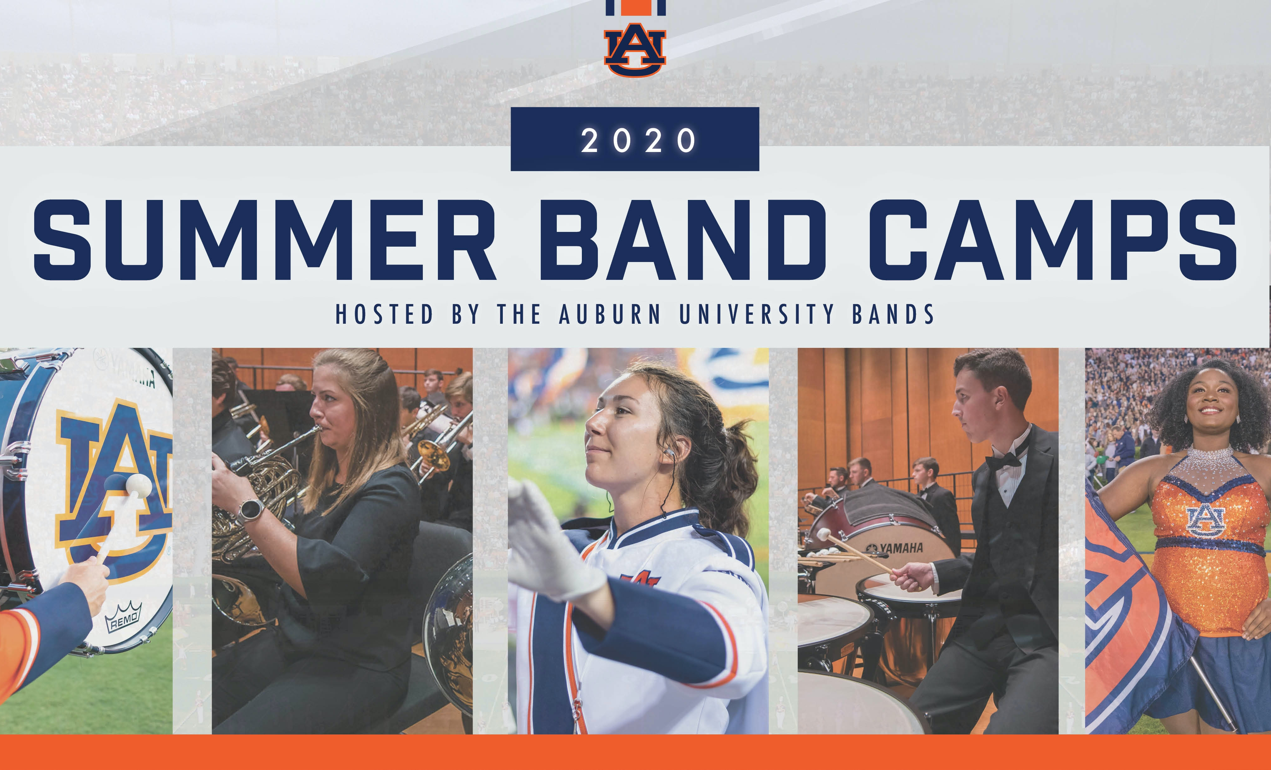 Summer Band Camps 2020