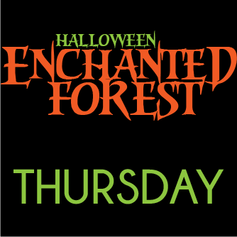 Halloween Enchanted Forest: Thursday