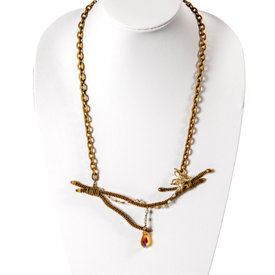 Twigs Necklace