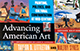 Advancing American Art. Painting, Politics, and Cultural Confrontation at Mid-Century. 2nd Edition Book