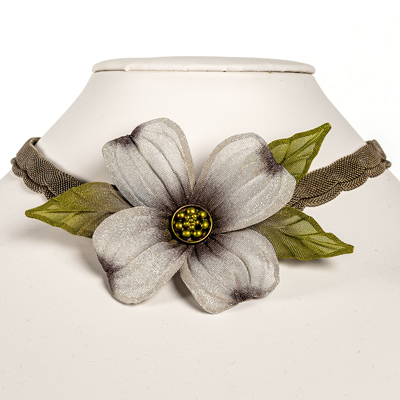 Dogwood Bloom Necklace