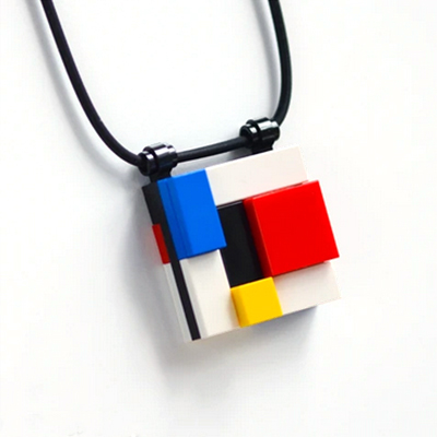 DE STIJL - GERRIT No. 5 Necklace