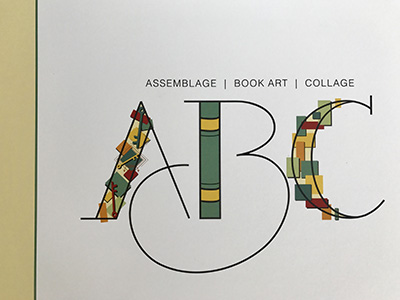 ABC: Assemblage, Book Art, Collage Exhibition Catalog