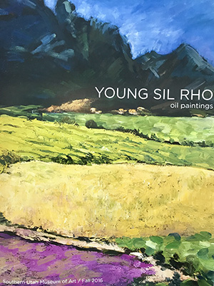 Young Sil Rho Exhibition Catalog