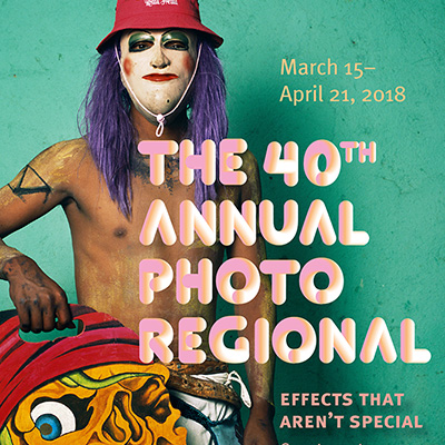 The 40th Annual Photo Regional: Effects That Aren't Special