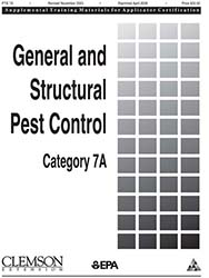 Category 7A General and Structural Pest Control