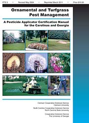 Category 3 Ornamental and Turfgrass Pest Management