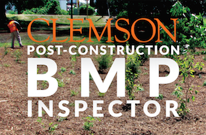 Post-Construction BMP Inspector Recertification