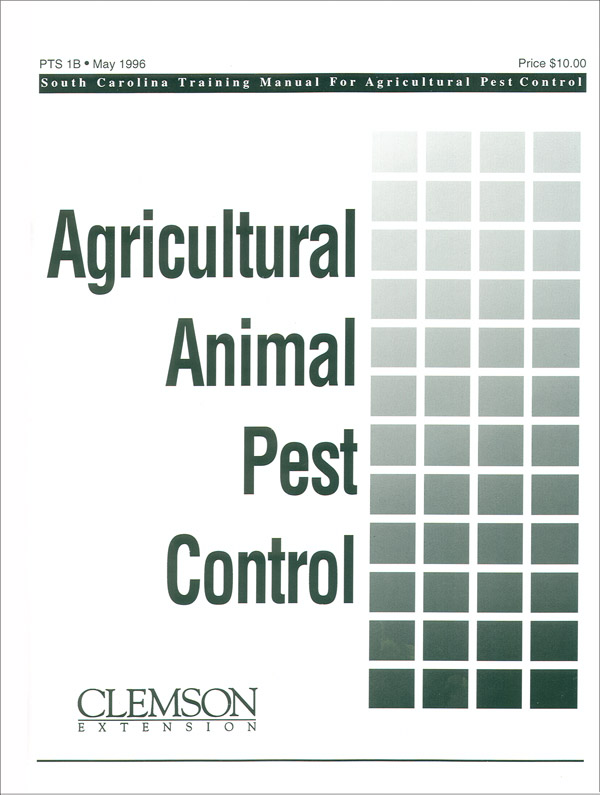 Category 1B Agricultural Animal Pest Control