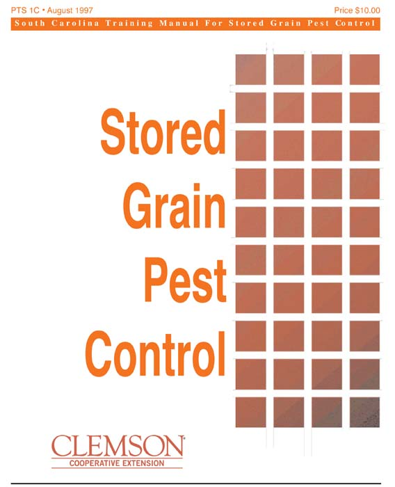 Category 1C Stored Grain Pest Control
