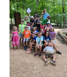 Garden Explorations Discovery Camp - June 22 - 26, 2020