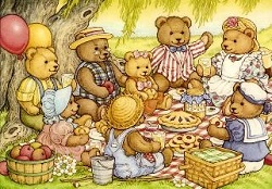 Musical Teddy Bear's Picnic - July 10, 2019
