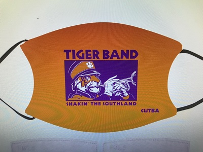 TIGER BAND PROTECTIVE MASK