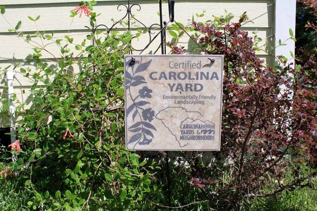 Carolina Yards – Engraved Marble Tile