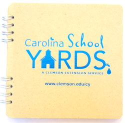 Carolina Schoolyards Recycled Notebooks