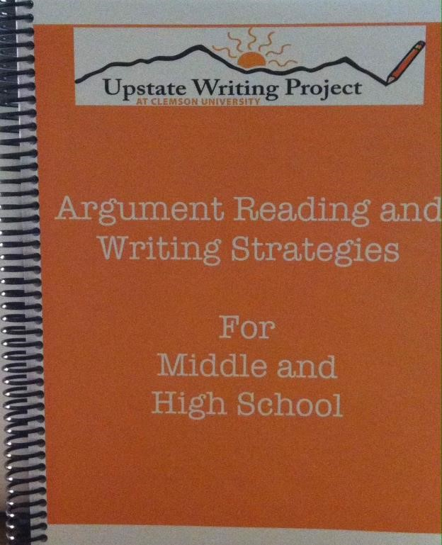Argument Reading and Writing Strategies For Middle and High School