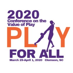 2020 Conference on the Value of Play: PLAY FOR ALL