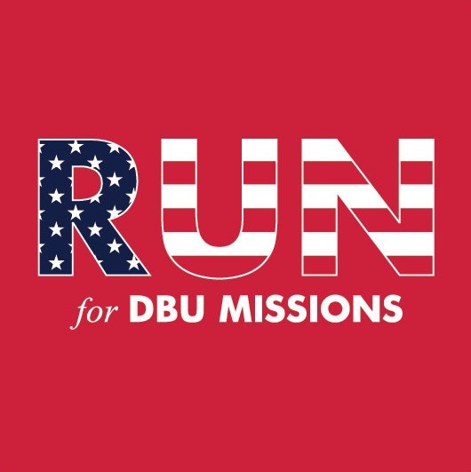 "DBU ""Run with a Mission"" - Shirt"