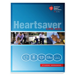 Heartsaver CPR/AED Student Book