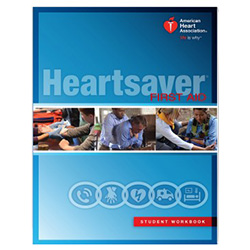 Heartsaver 1st Aid Student Book