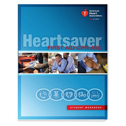 Heartsaver CPR/AED & 1st Aid Student Book