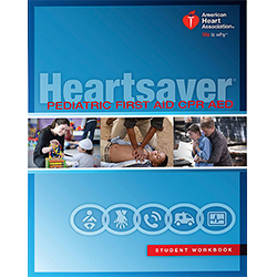 Heartsaver Pediatric First Aid/CPR Book