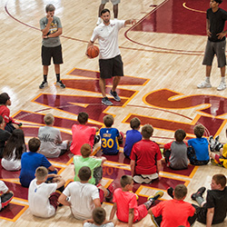 IHCC Summer Basketball Camp