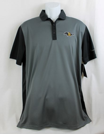 Nike Golf Dri Fit Shirt - Blk/Grey
