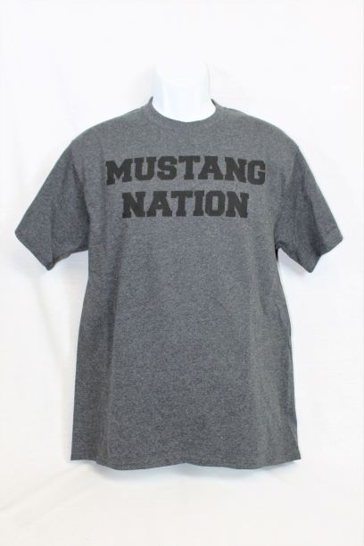Spirit T-Shirt - Mustang Nation