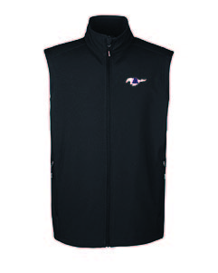 Vest - Lined - Available in Black or Carbon Grey