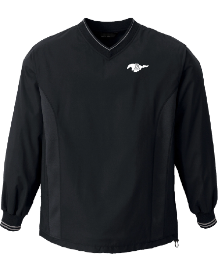 Windshirt - Pullover-  Black