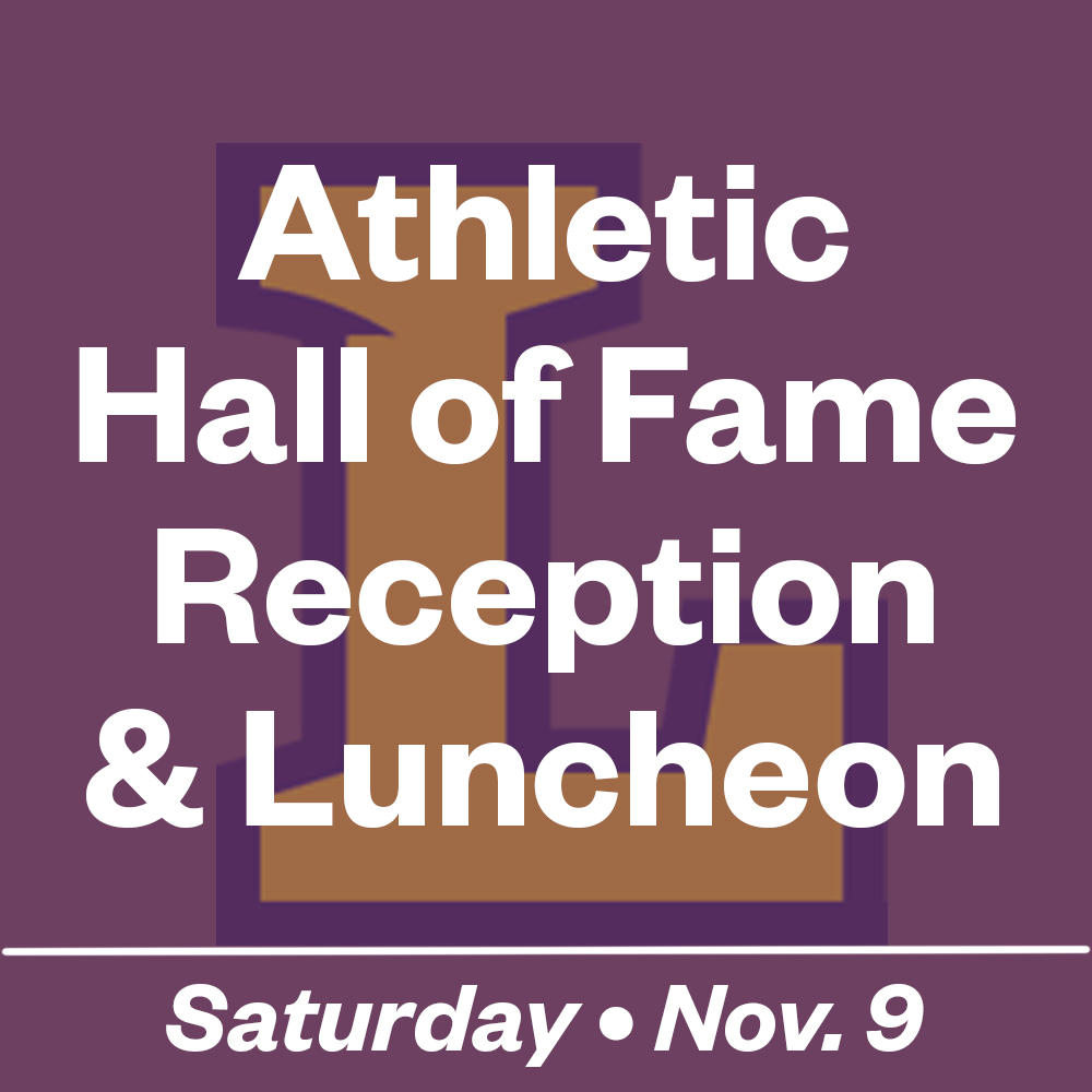 Lipscomb Athletics Hall of Fame Reception & Luncheon