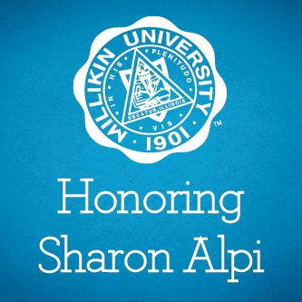 Honoring Sharon Alpi