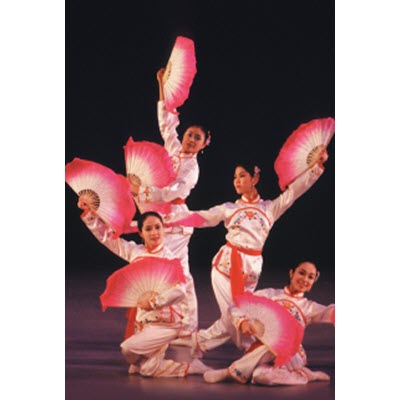 Nai Ni Chen: The Art of Chinese Dance