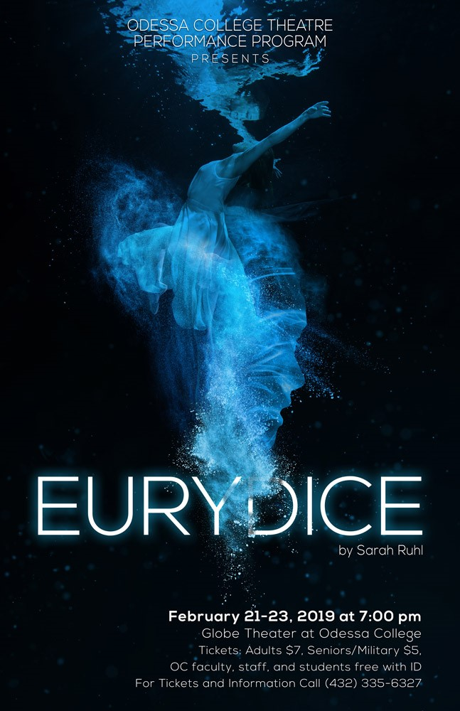 Eurydice Senior/Military Tickets