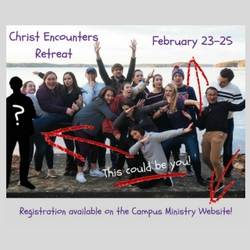 Christ Encounters Retreat Spring 2018