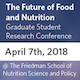 Graduate Student Research Conference 2018