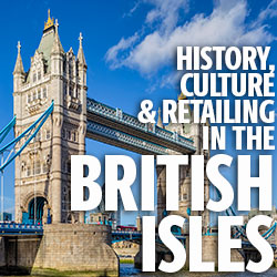 RETL 592-003 - History, Culture and Retailing in the British Isles