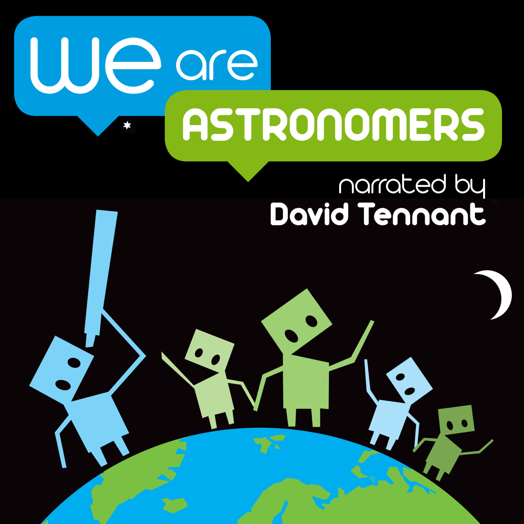 June 26th, 3PM - We Are Astronomers