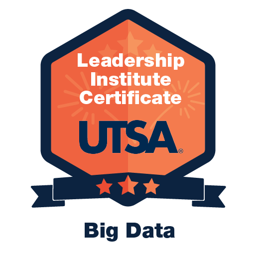 Big Data Leadership Institute Certificate