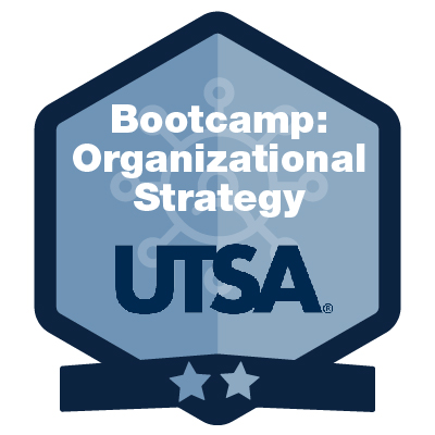 Organizational Strategy Bootcamp - Apr. 24  May 8 and 22, 2021
