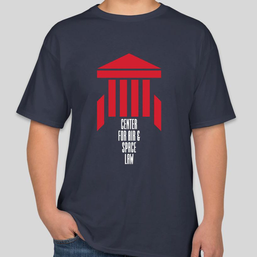 Center for Air & Space Law T-Shirt